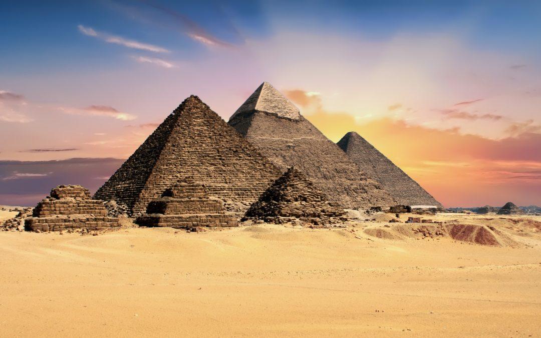 La révélation des Pyramides de Jacques Grimault